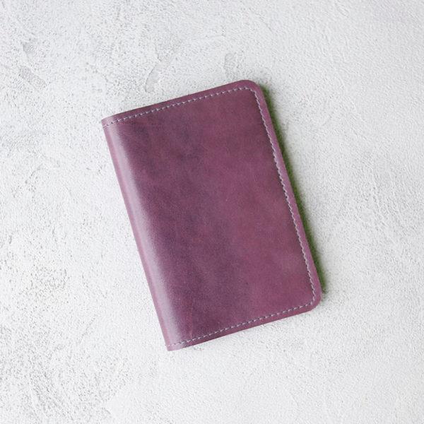 Обложка для паспортов Passport Cover - Фиолетовый