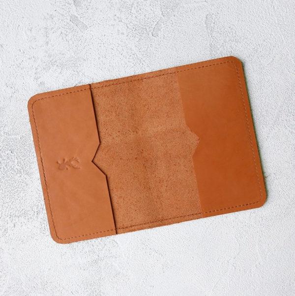 Обложка для паспортов Passport Cover - Рыжий