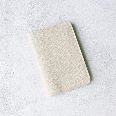 Обложка для паспортов Passport Cover - Молочный