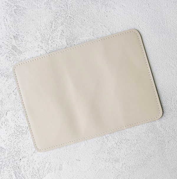 Обложка для паспортов Passport Cover - Кремовый