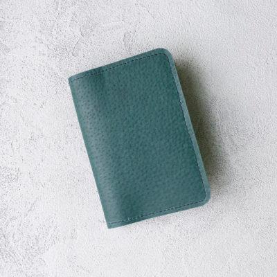 Обложка для паспортов Passport Cover - Изумруд