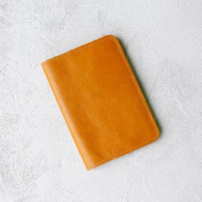 Обложка для паспортов Passport Cover - Карри