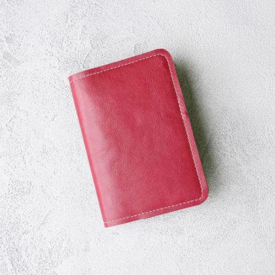 Обложка для паспортов Passport Cover - Брусника