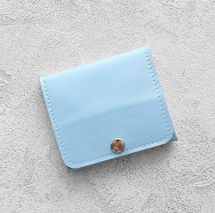 a405e1785230 Портмоне Mini Wallet - Голубой купить в Москве с доставкой ...
