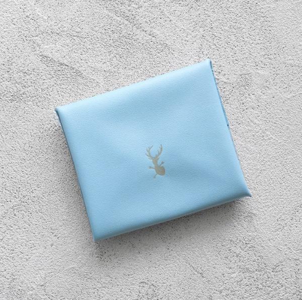Портмоне Mini Wallet - Голубой