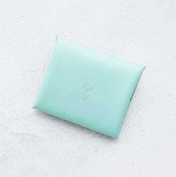 Портмоне Mini Wallet - Мятный