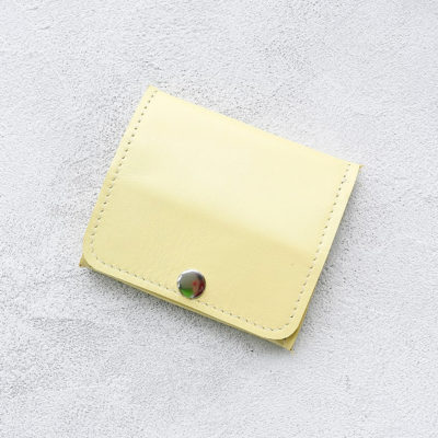 Портмоне Mini Wallet - Лимон