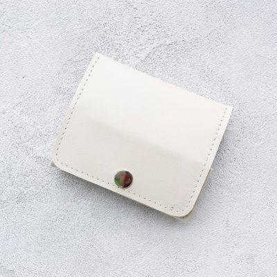 Портмоне Mini Wallet - Молочный