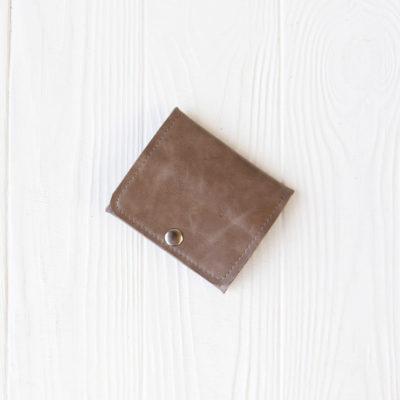 Портмоне Mini Wallet - Серо-бежевый