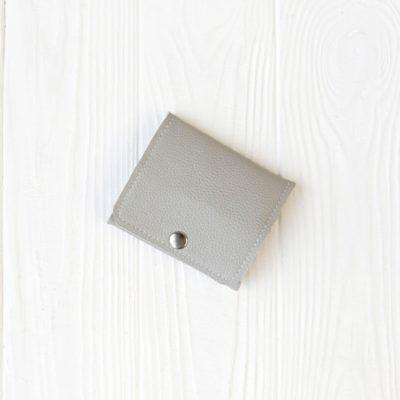Портмоне Mini Wallet - Светло-серый