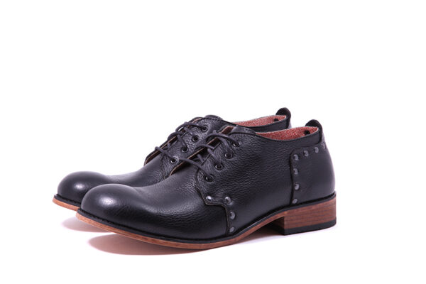 Обувь унисекс Buffalo Leather Sole