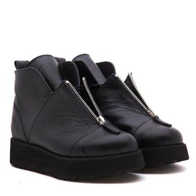 Ботинки Babochki Shoes Gloss на платформе