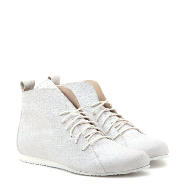 Ботинки HighShoes Totem White