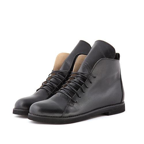 Ботинки HighShoes Gradient red