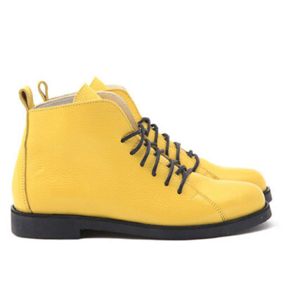 Ботинки HighShoes Yellow