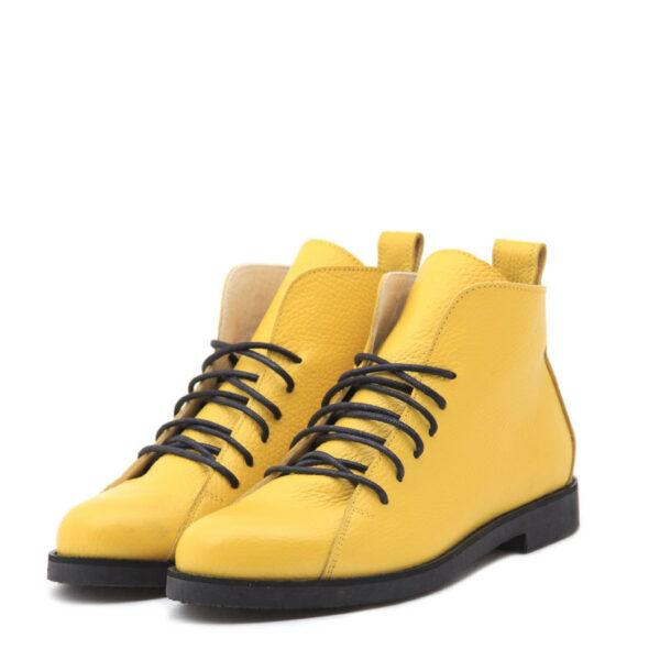 Ботинки HighShoes Yellow