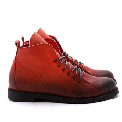 Ботинки HighShoes Gradient red