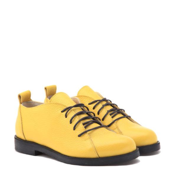 Туфли LowShoes Yellow