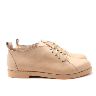 Туфли LowShoes Beige