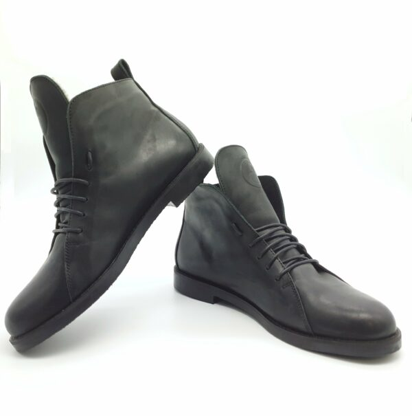 Ботинки HighShoes Black
