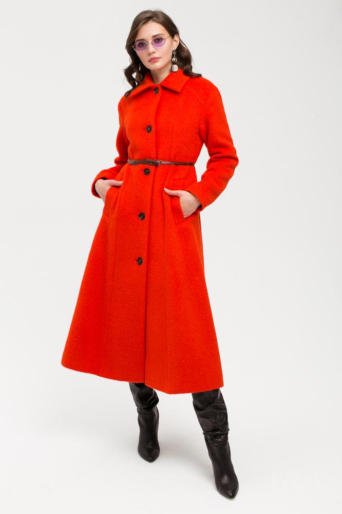 334bdcf3d83 Дизайнерское пальто красное купить в Москве с доставкой – 4designers.ru