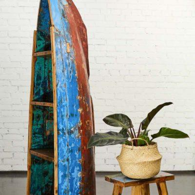 Стеллаж из лодки гигант Клее