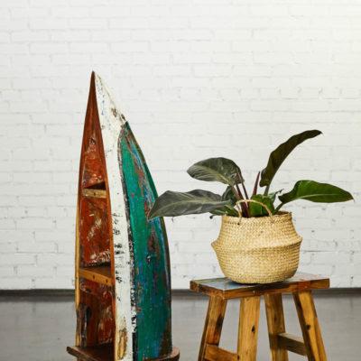 Стеллаж из лодки малый Ван Донген