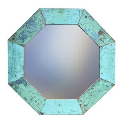 Зеркало восьмиугольное