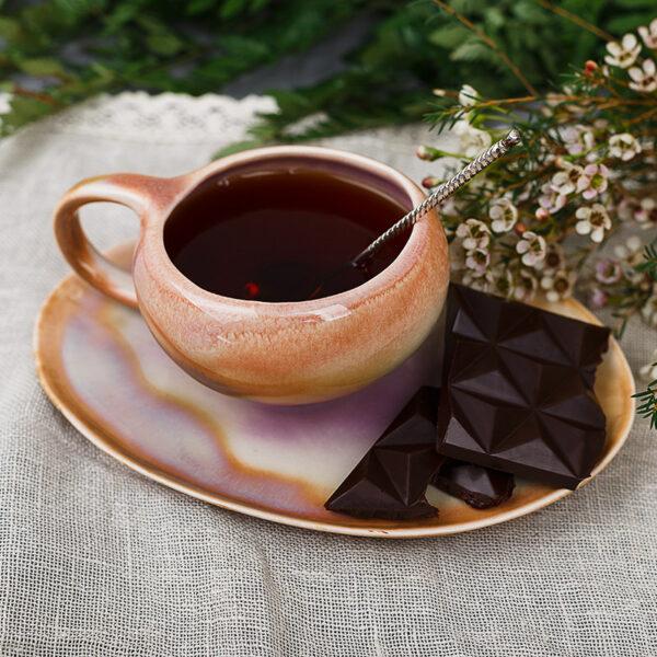 Чашка из коллекции Пузатые