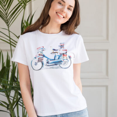 Футболка Bike-n-Books