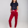 Трикотажные брюки bordo