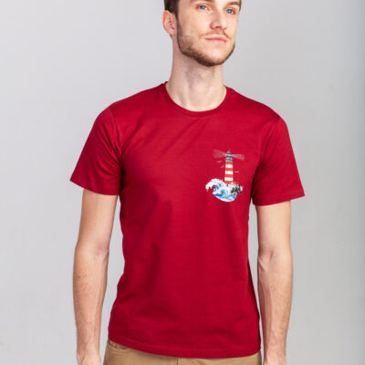 Футболка Faro Rosso мужская