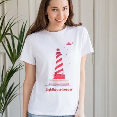 Футболка Lighthouse Keeper женская