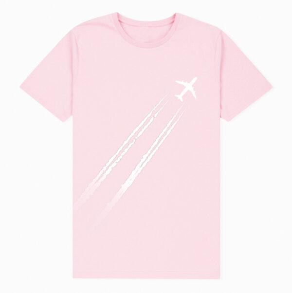 Футболка Sky Pink женская